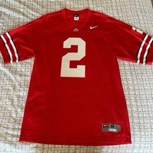 Men's Nike Ohio State Jersey Size Medium